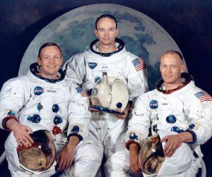 Bemanning Apollo 11