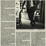 Krantenartikel uit 1998
