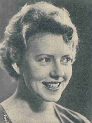 Corry van der Linden in 1959