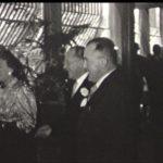 Foto 2. Mevrouw Kleijn, Kommer Kleijn en Constant van Kerckhoven.
