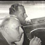 Foto 28. Guus Weitzel en op de achtergrond Dirk Repko.