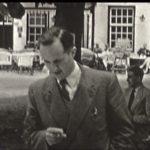 Foto 30. Dick Blok (geluidstechnicus) en rechts Bert Dijkstra?