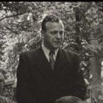Foto 32. Wam Heskes, de man met hoed S. de Vries jr. en Dick van Putten.