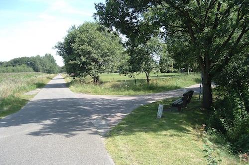 Foto Drents landschap