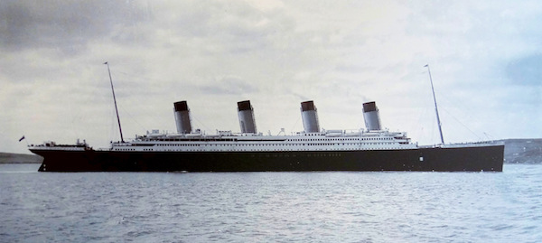 De RMS Titanic
