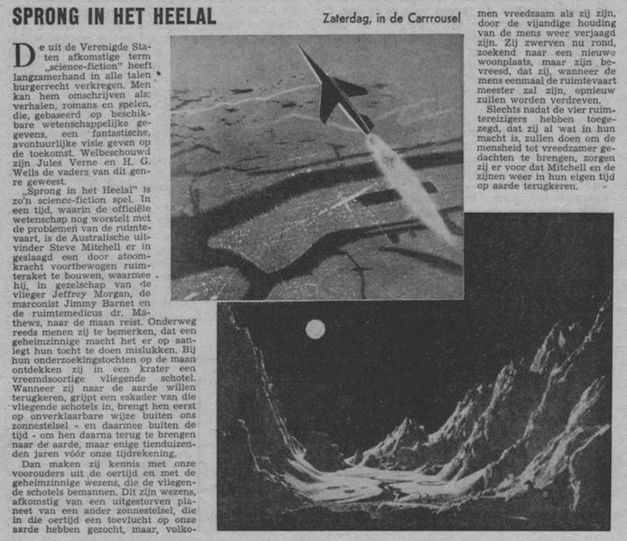 Artikel: Operatie Luna