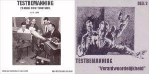 Testbemanning cd-hoesje deel 2