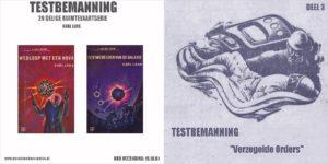 Testbemanning cd-hoesje deel 3