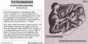 Testbemanning cd-hoesje deel 4