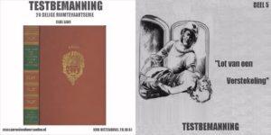Testbemanning cd-hoesje deel 5