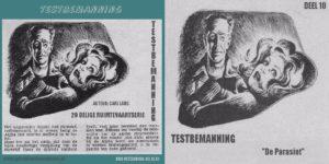 Testbemanning cd-hoesje deel 10