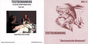 Testbemanning cd-hoesje deel 11