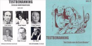 Testbemanning cd-hoesje deel 17