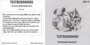 Testbemanning cd-hoesje deel 19