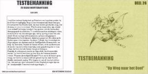 Testbemanning cd-hoesje deel 26