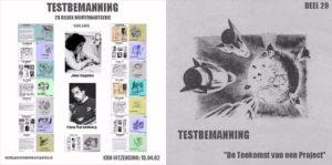 Testbemanning cd-hoesje deel 29