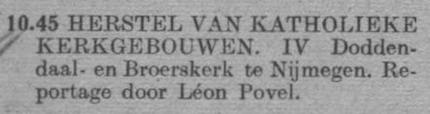Datum uitzending: dinsdag 26-02-1946.