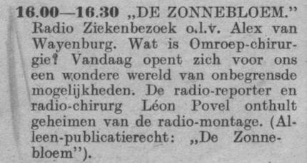 Datum uitzending: dinsdag 05-11-1946.