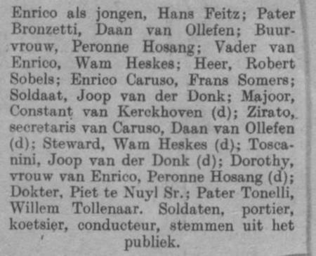 Datum uitzending: zondag 16-11-1947.