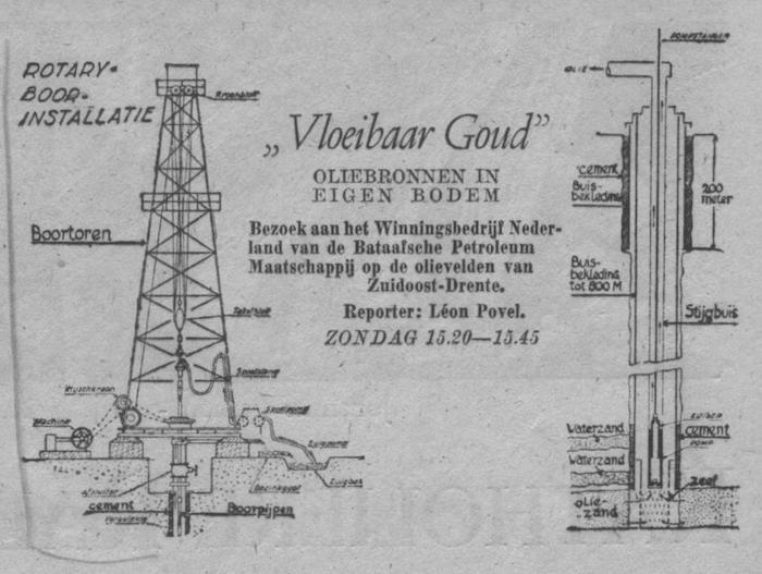 Datum uitzending: zondag 16-03-1947.