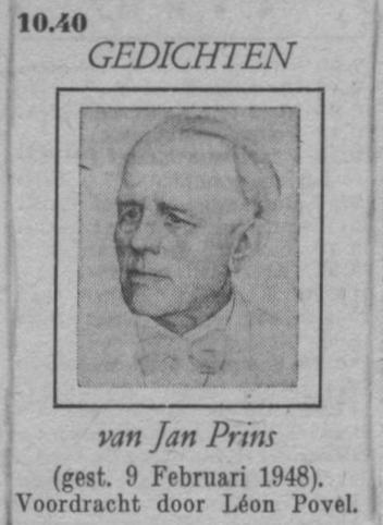 Datum uitzending: dinsdag 02-03-1948.