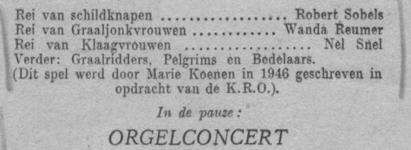 Datum uitzending: dinsdag 18-01-1949.