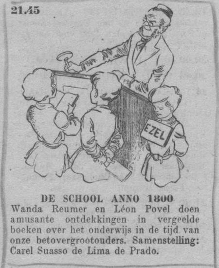Datum uitzending: dinsdag 01-11-1949.