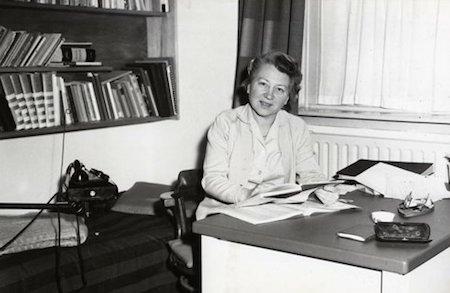 Wanda Reumer (1915-2006).