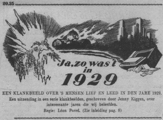Datum uitzending: vrijdag 16-03-1951.