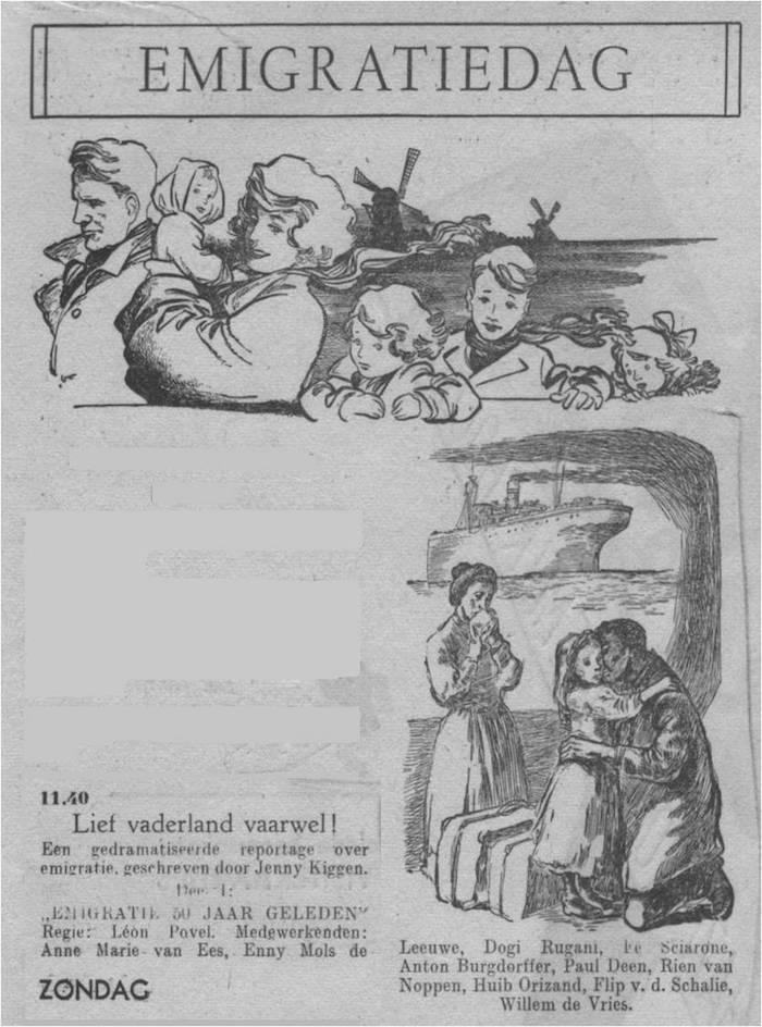 Eerste deel, datum uitzending: zondag 06-05-1951.