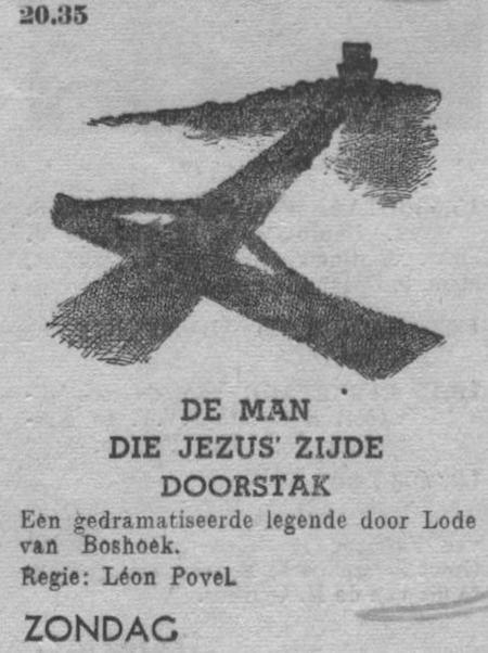 Datum uitzending: zondag 18-03-1951.