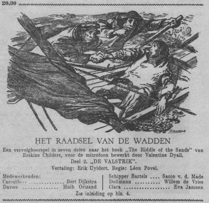Datum uitzending: deel 02 zondag 10-06-1951.