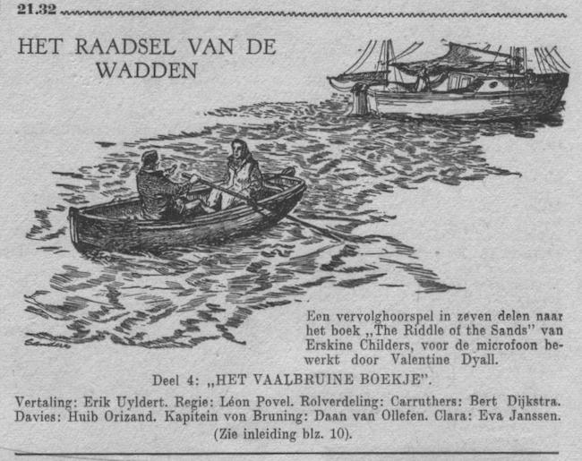 Datum uitzending: deel 04 zondag 24-06-1951.