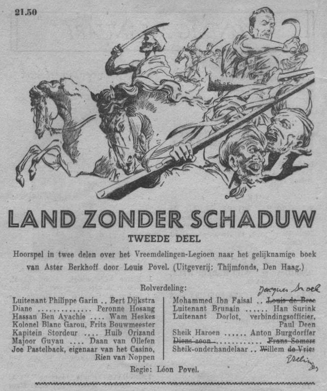 Datum uitzending: deel 02 zondag 27-01-1952.
