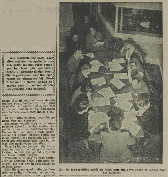Een artikel van 06-11-1954. 5 van 7.