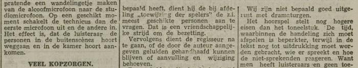 Een artikel van 06-11-1954. 6 van 7.