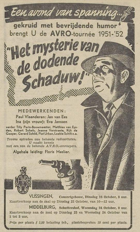 A.V.R.O. tournee 1951-1952