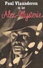 Cover Paul Vlaanderen en het Alex mysterie