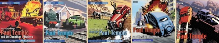 Banner Paul Vlaanderen - Paul Temple.