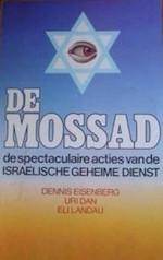 Cover boek over de Mossad