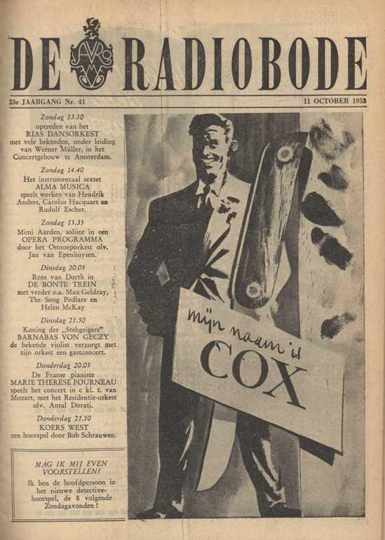 Cover radiogids.