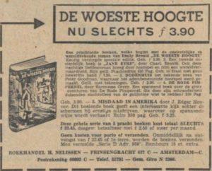 Advertentie uit het Limburgsch Dagblad van 12-05-1948.