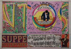 Dodenhuis. Een collage van J. de Boer.