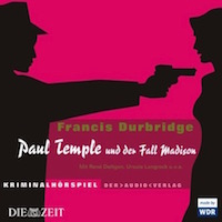 Paul Temple und der Fall Madison (WDR)