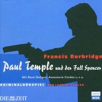 Paul Temple und der Fall Spencer (WDR)