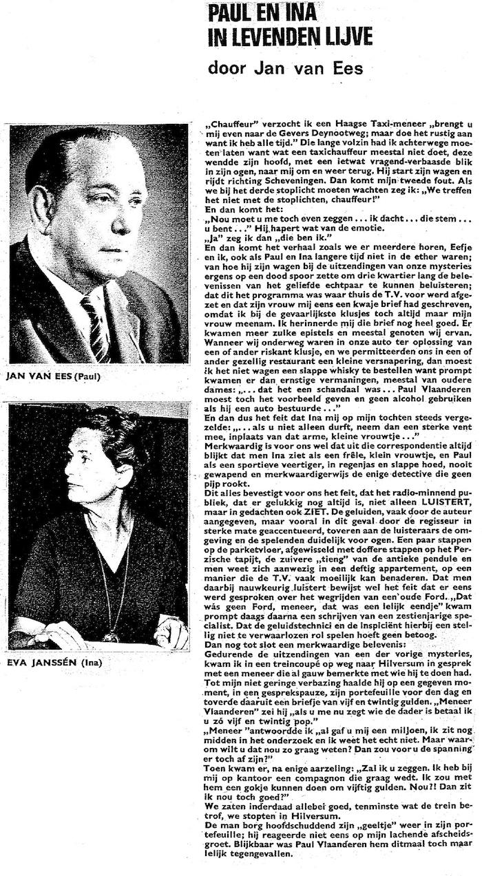 Artikel AVRO-Bode 02-01-1966.