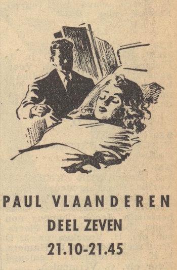 Deel 7. Paul Vlaanderen en het Jonathan mysterie.