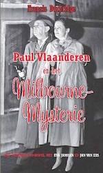 Cover Paul Vlaanderen en het Milbourne mysterie