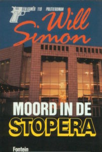 Moord in de stopera. Door Will Simon.