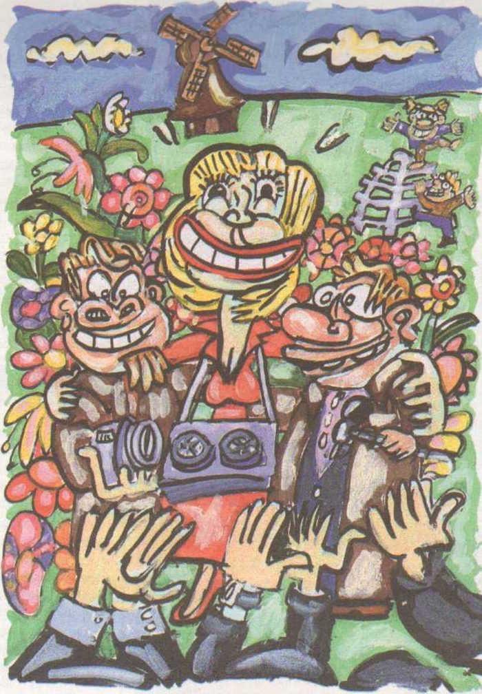 Artikel Spreekbuis. Afbeelding 3 van 7.